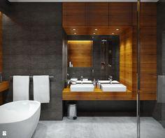 Łazienka - zdjęcie od Karolina Krac projektowanie wnętrz - Łazienka - Styl Nowoczesny - Karolina Krac projektowanie wnętrz