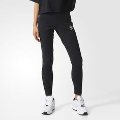 Black Leggings - Black