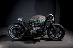 "RocketGarage Cafe Racer: R80 RT Polizia UNO ""P1"""