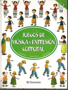 Corporal expression and music are fundamental aspects in children's education from a very early age. From the age of 6 on, these fields take on a special importance for the consolidating the knowledge of one's own body, rhythmic and expressive capabi. Gross Motor Activities, Music Activities, Activities For Kids, Music Games, Music For Kids, Yoga For Kids, Music Class, Music Education, Body Percussion