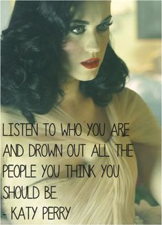 Katy Perry Quote