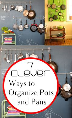 7 Clever Ways to Organize Pots and Pans (1)