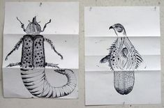 The Art of Visual Thinking: Exquisite Corpse