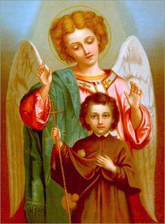 El Atocha - Christ Child with Angel