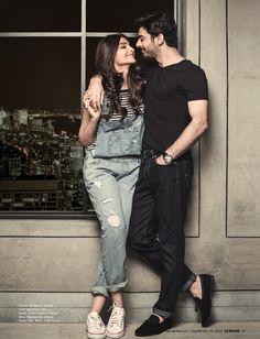 anyaangelaleksandrova: Sonam Kapoor & Fawad Khan
