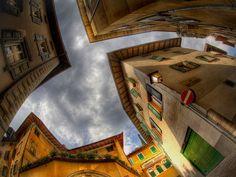 Talot - tapetti: http://wallpapic-fi.com/arkkitehtuuri/talot/wallpaper-26090