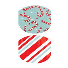 Jolly Lane Jr | Candy Canes and Stripes