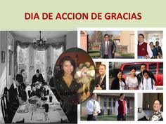 Dia de accion de gracias  by Dr. Jose Santos via slideshare