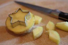 Astuce pour faire un tampon en pomme de terre