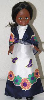 Yo fuí a EGB .Los años 60's y 70's.Los juguetes para niñas de los años 60 y 70. |yofuiaegb La EGB. Recuerdos de los años 60 y 70. Memories of 60's and 70's. Vintage Looks, 1970s, Disney Princess, Disney Characters, Vestidos, Old Fashioned Toys, Girls Toys, Infancy, Souvenirs