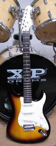 Chitarra elettrica Stratocaster custom replica Fender