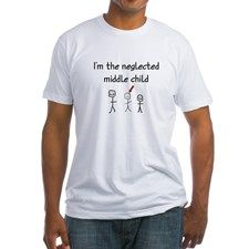 Im the neglected middle child Shirt