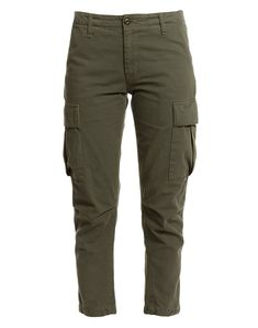 Cargo Pant in Army Green | RE/DONE