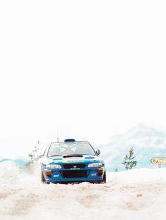 World of Subaru Imprezas