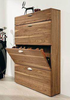 rak sepatu minimalis modern 2014 on huzz design cabinet kayu