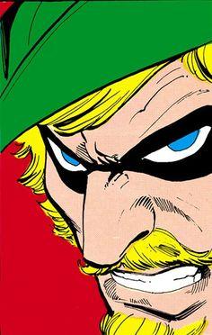 Green Arrow #1 (1983) Art by Trevor von Eeden, Dick Giordano & Tom Ziuko