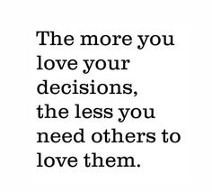 The more, the less.