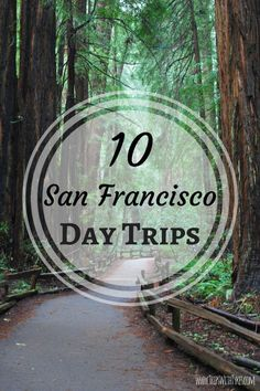 10 Kid-Friendly Day Trips near San Francisco. SFO is filled with great things to do, but don't miss getting out of the big city with these super day trip suggestions!