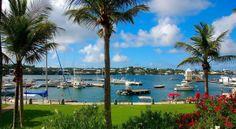 Albouy's Point, Bermuda