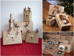 Jak zapakować prezenty świąteczne