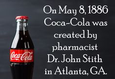 Is Coca-Cola your favorite drink? #FunFactFriday #PharmacyTech #PharamacyFacts #CocaCola #CoyneCollege
