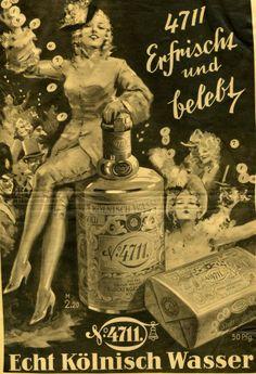 publicité de 1930