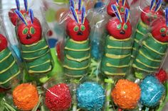 The Very Hungry Caterpillar Chocolate Covered Marshmallows