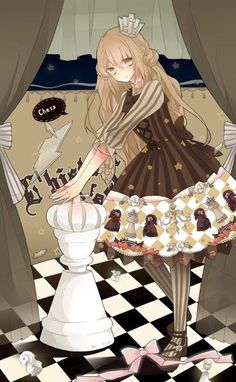 ajedrez tumblr anime - Buscar con Google
