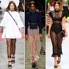 Spring/summer 2017 trends: the fashion you need to know