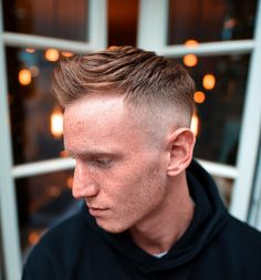 Check out these cool and modern ways to wear the quiff haircut. Add a peak to a pompadour, spikes or any fade haircut for men. Mens Modern Hairstyles, Korean Hairstyles Women, Asian Men Hairstyle, Japanese Hairstyles, Asian Hairstyles, Haircuts For Fine Hair, Cool Haircuts, Haircuts For Men, Quiff Haircut