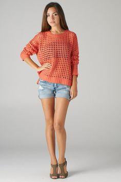 lavishville sweater: Love this color!