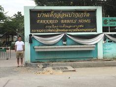 James Frazer-Mann raises awareness to the 'Forgotten Babies of Bangkok'