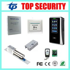 New arrival SC700 door access control system DIY touch screen TCP/IP smart card 125KHZ rfid card access control #Affiliate