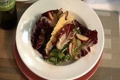 Radicchio and Apple Salad with Parmesan Crisps - Northern Michigan's News Leader