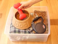 Moving or Traveling With Your Child or Pet? Make an Essentials Box >> http://blog.diynetwork.com/maderemade/how-to/nice-move-make-an-essentials-box-for-moving-day?soc=pinterest