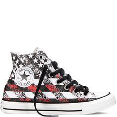 Chuck Taylor All Star Vintage Flag Hi-Top Adidas Co 84727422d323c