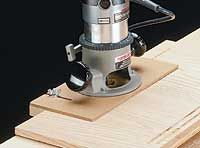 Shop-Made Router Edge Guide