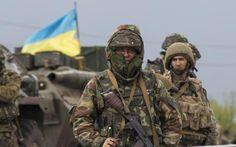 Украинские войска продолжают успешно обороняться на всех фронтах в зоне АТО
