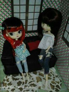 Yuuki and aki