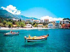 Island of Kefalonia, Greece