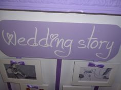 all starts with a wedding story...