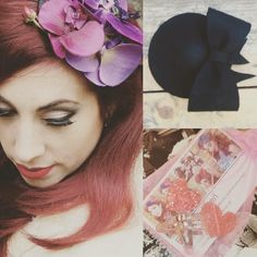 Celebrating our fab sellers as part of the DAY 11 - Say hi to Emma from Sakura vintage inspired millinery and hair accessories 100th Day, Say Hi, Manchester, Vintage Inspired, Hair Accessories, Celebrities, Instagram Posts, Projects, Inspiration