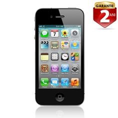 Apple iPhone 4S 64GB Black Neverlocked