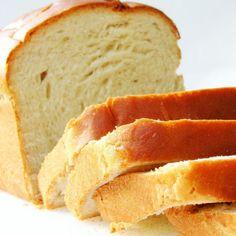 Pão Doce de Leite Condensado   Máquina de Pão