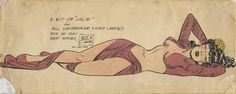 I MIEI SOGNI D'ANARCHIA - Calabria Anarchica: Caniff - A bit of Lace  Artist: Milton Caniff (Pen...