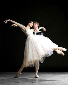 ballet...pas de deux