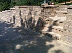 tolles ehl granit terrassenplatten internetseite pic der cedadccab block wall retaining walls