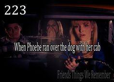 Friends things we remember 223 Friends Episodes, Friends Moments, Friends Series, Friends Tv Show, True Friends, Friends Forever, Friends Phoebe, Best Sitcoms Ever, Joey Tribbiani
