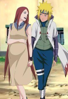 Minato & Kushina