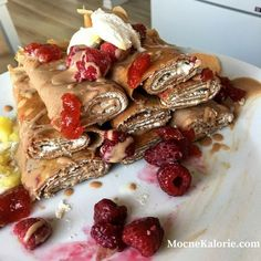Diet Recipes, Healthy Recipes, Bettering Myself, Healthy Sweets, French Toast, Oatmeal, Good Food, Food And Drink, Vegan